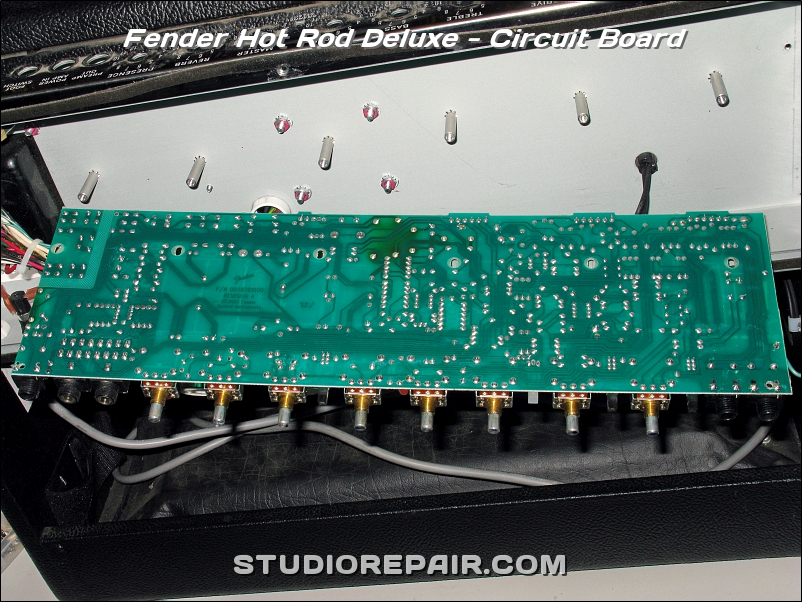 Yamaha Rev  Power Supply Repair